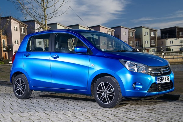 Suzuki Celerio (15 on) - rated 3 out of 5