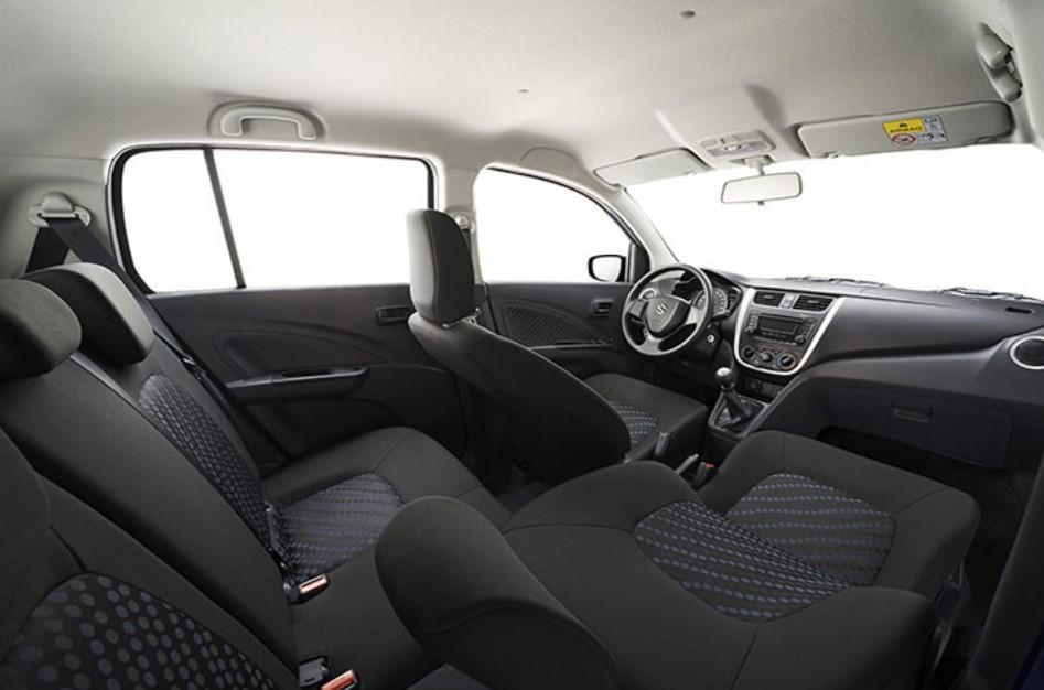 Suzuki Celerio Hatchback 2015 Driving Performance Parkers