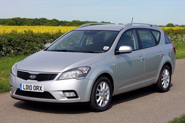 kia ceed sw from 2007 used prices parkers. Black Bedroom Furniture Sets. Home Design Ideas