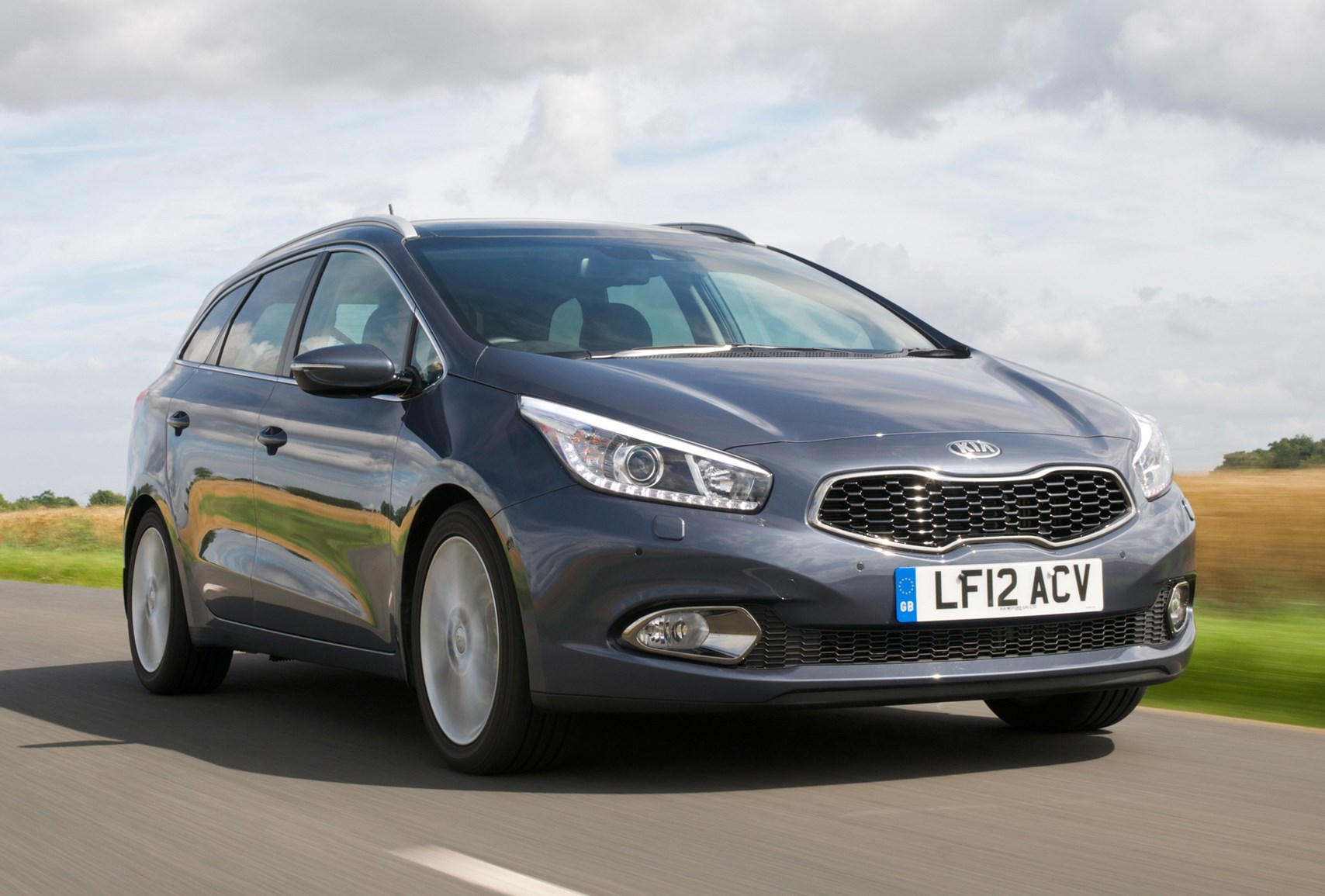 View all images of the Kia Ceed Sportswagon
