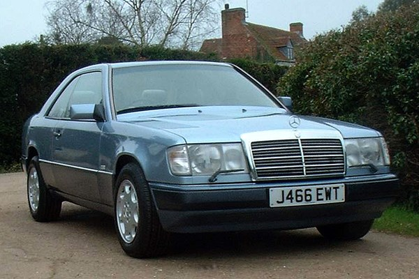 Mercedes benz ce class coup from 1977 used prices parkers for Mercedes benz f 750 price
