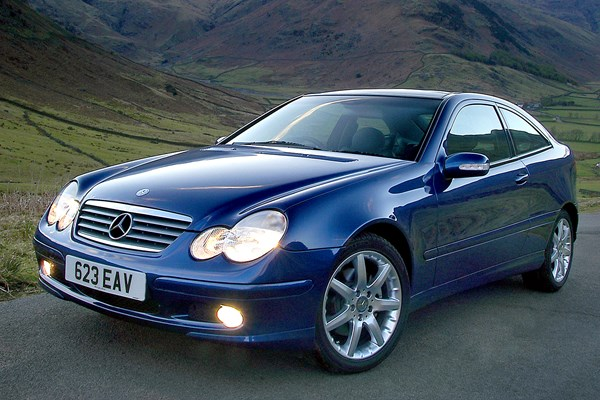 Mercedes-Benz C-Cl Sports Coupé Review (2001 - 2008) | Parkers on 2008 mercedes-benz e350, 2008 mercedes-benz ml350, 2008 mercedes-benz gl450, 2008 mercedes-benz c63 amg, 2008 mercedes-benz ml500, 2008 mercedes-benz sl55 amg, 2008 mercedes-benz s500, 2008 mercedes-benz slk55 amg, 2008 mercedes-benz slr mclaren, 2008 mercedes-benz r320 cdi, 2008 mercedes-benz g55 amg, 2008 mercedes-benz e500 4matic, 2008 mercedes-benz cls500, 2008 mercedes-benz r350, 2008 mercedes-benz c250, 2008 mercedes-benz c180, 2008 mercedes-benz s600, 2008 mercedes-benz c300 luxury, 2008 mercedes-benz g500, 2008 mercedes-benz clk320,