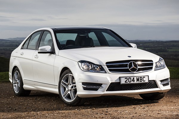 Mercedes-Benz C-Class Saloon (2007 - 2014) Used Prices