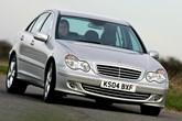 Mercedes-Benz C-Class Saloon 00-