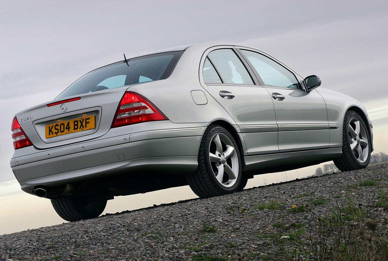 Sport Cars For Sale >> Mercedes-Benz C-Class Saloon (2000 - 2007) Photos   Parkers