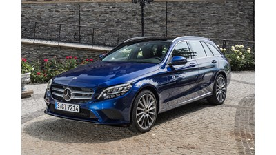 Mercedes-Benz C-Class Estate C 220 d 4Matic Nightfall Edition 9G-Tronic Plus auto 5d