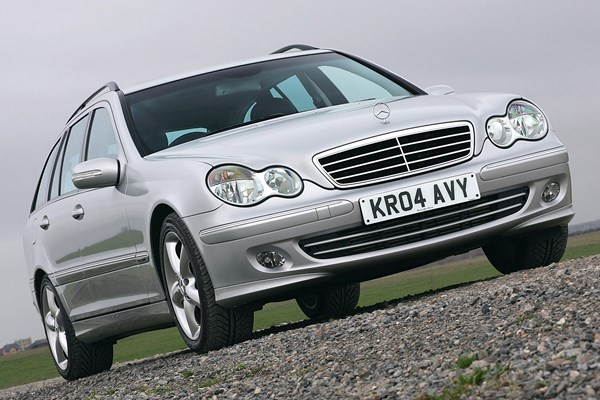 mercedes-benz c-class estate review (2000 - 2007) | parkers