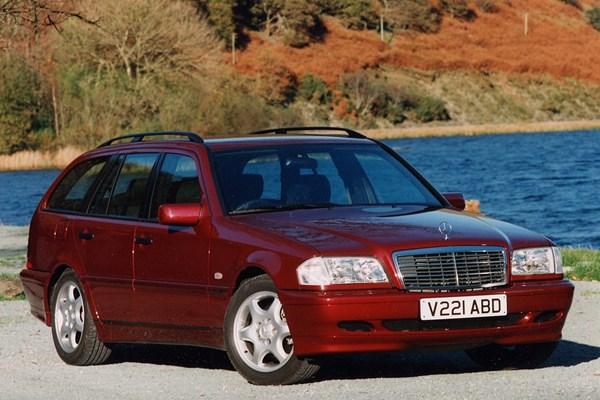 Mercedes-Benz C-Class Estate (1996 - 2001) Used Prices