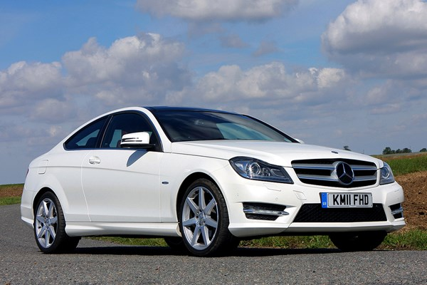 mercedes c350 coupe for sale uk