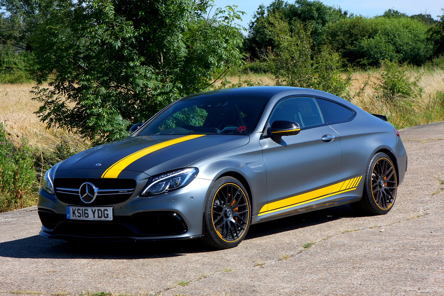 Mercedes-Benz C-Class AMG (2015 - ) Photos | Parkers