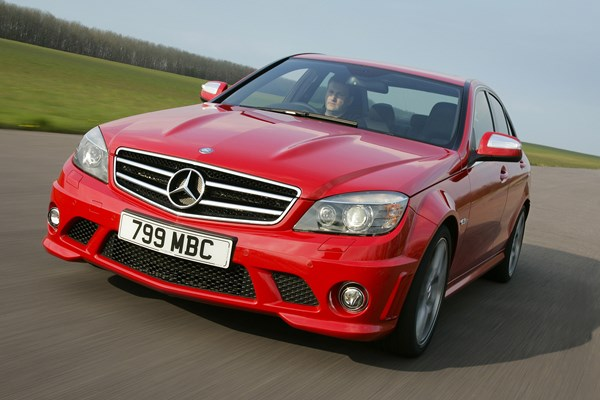 Mercedes-Benz C-Class AMG (2008 - 2011) Used Prices