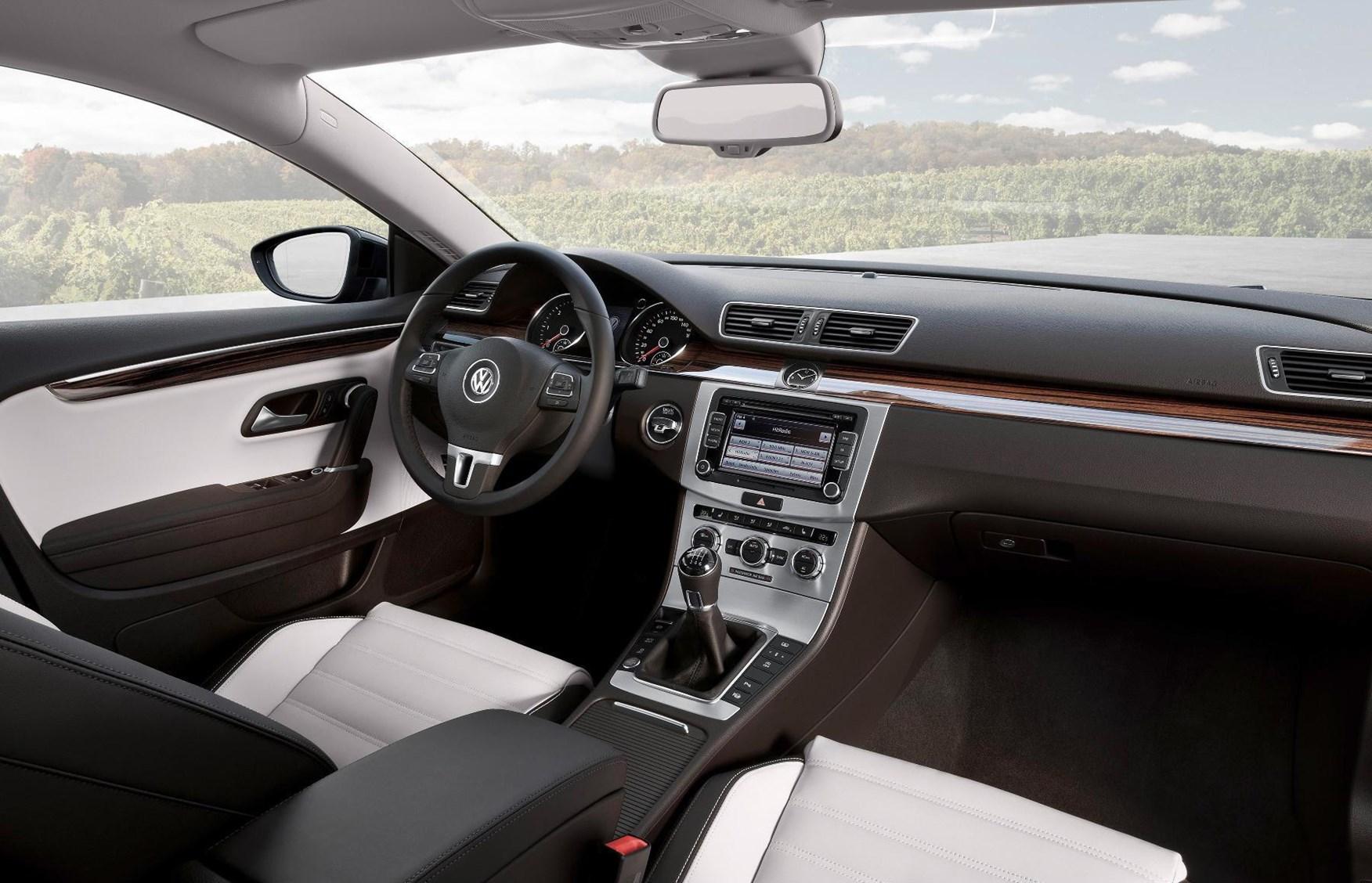 Volkswagen Cc Saloon Review 2012 2016 Parkers