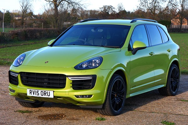 Porsche Cayenne 10 18 Rated 4 5 Out Of