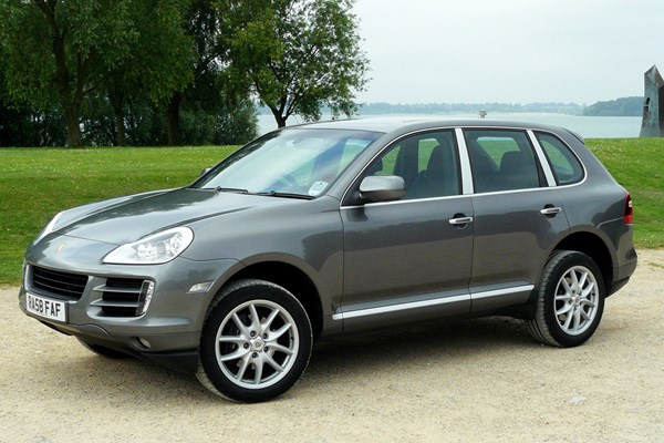 Used Porsche Cayenne Estate 2003 2009 Review Parkers