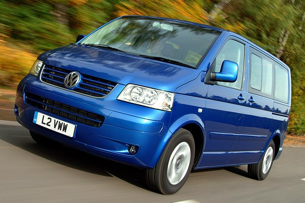 Volkswagen Caravelle (2003 - 2015) Used Prices