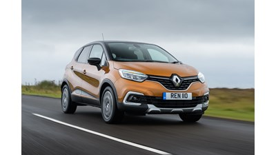 Renault Captur 4x4 Play TCe 90 5d
