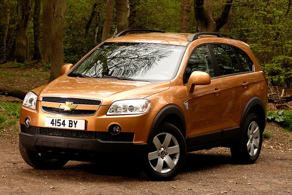 Chevrolet Captiva (2007 - 2015) Used Prices