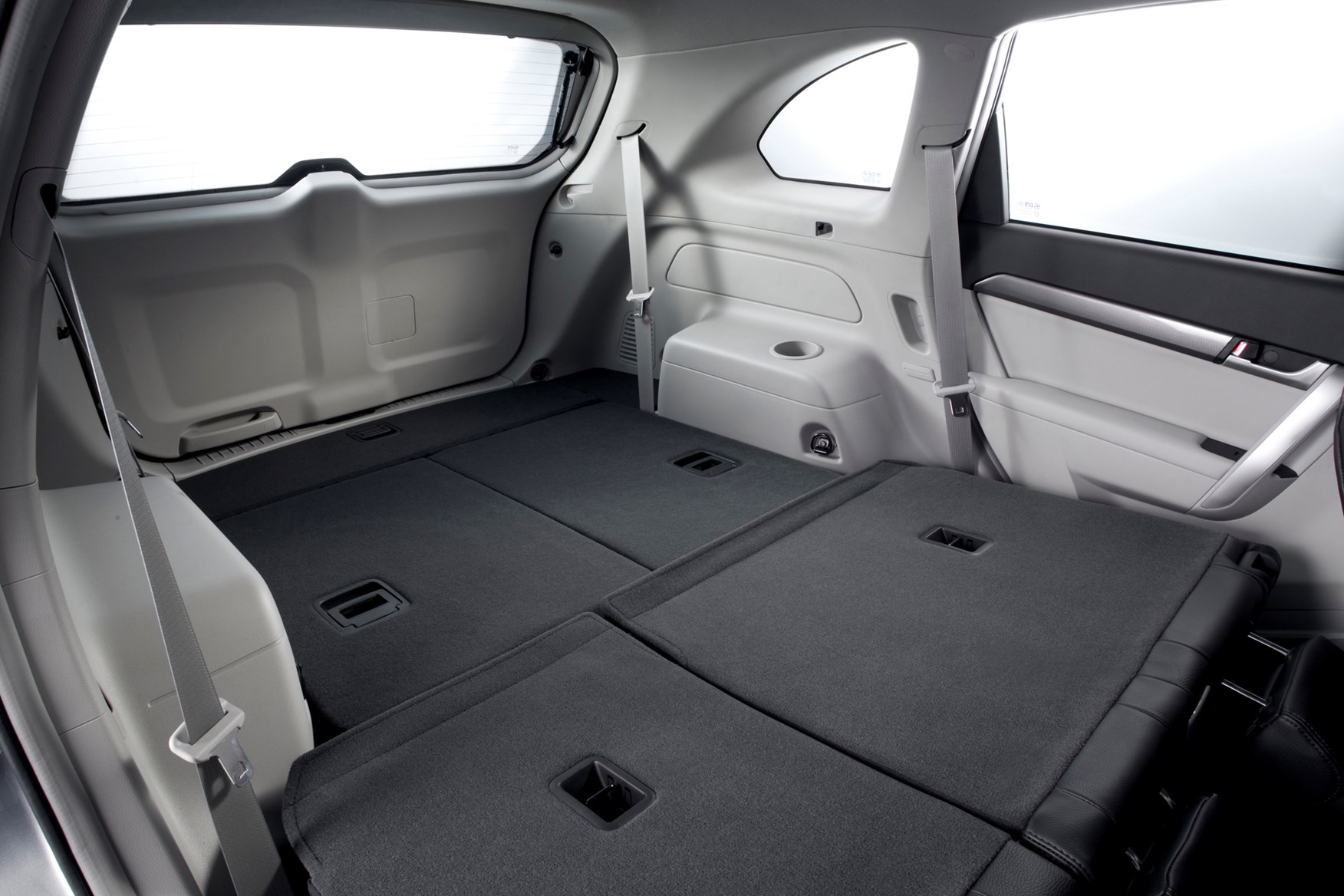 interior boot space