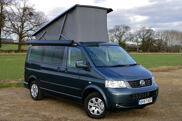 Volkswagen California (2005 - 2015) Used Prices