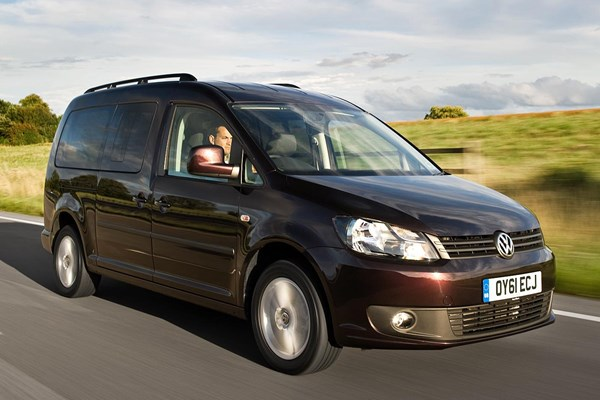 Volkswagen Caddy Maxi Life (2010 - 2015) Used Prices