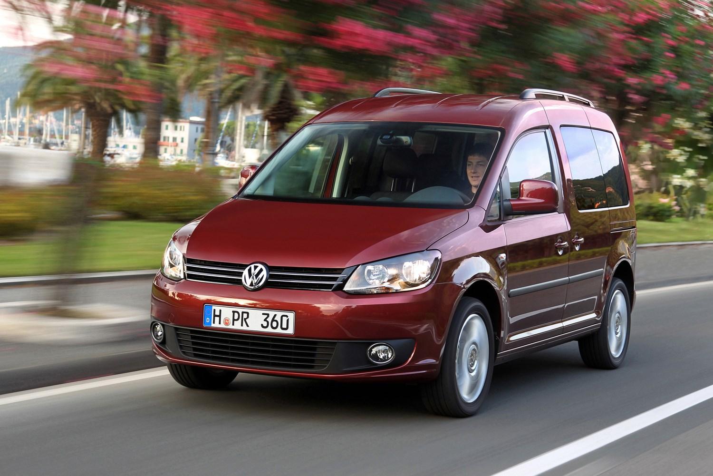 volkswagen caddy maxi life estate 2010 2015 driving performance parkers. Black Bedroom Furniture Sets. Home Design Ideas