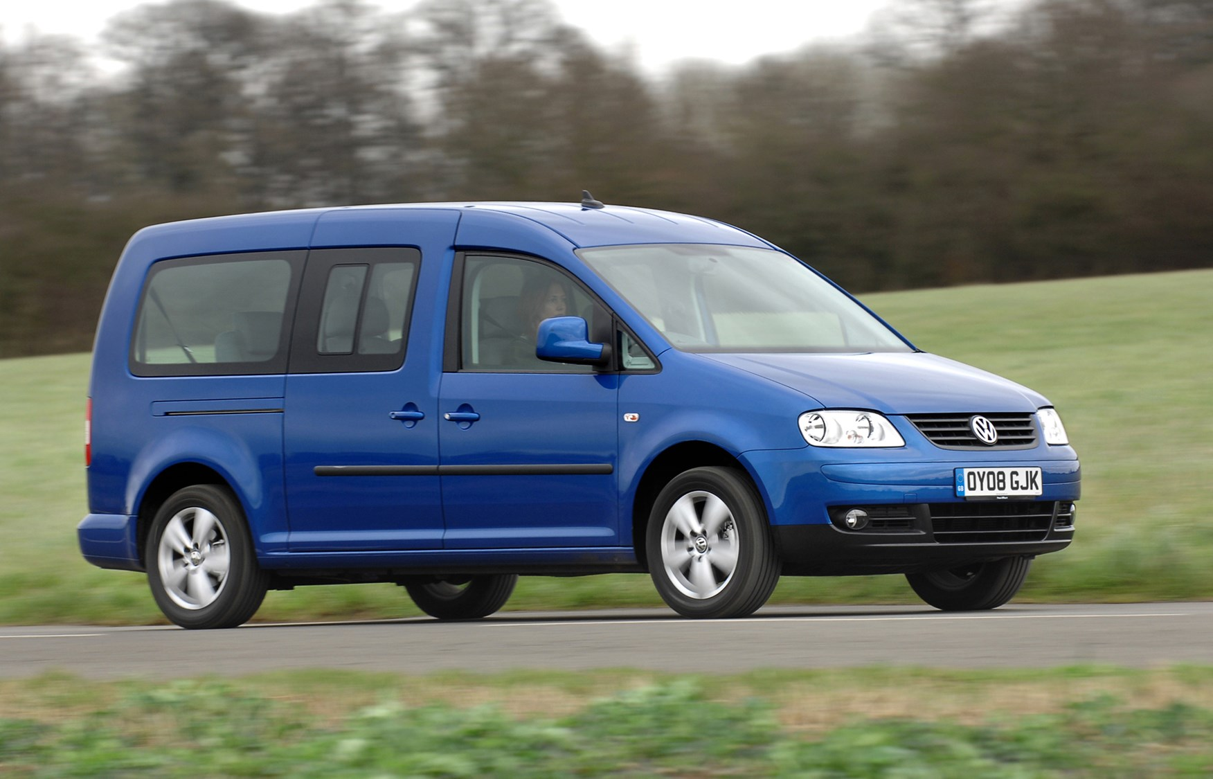 volkswagen caddy maxi life estate 2008 2010 driving performance parkers. Black Bedroom Furniture Sets. Home Design Ideas