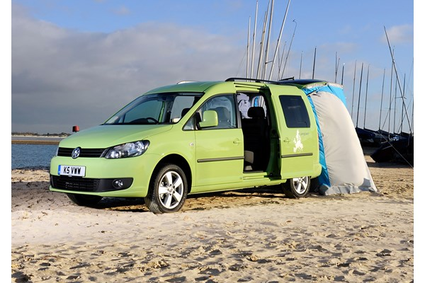 Volkswagen Caddy Maxi Camper (2013 - 2014) Used Prices