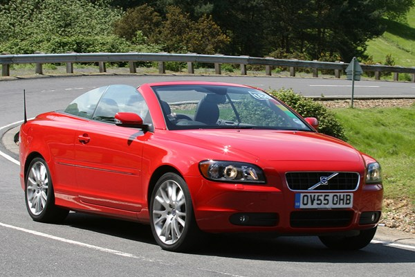 Volvo C70 Coupé Convertible 06 13 Rated 4 Out Of 5
