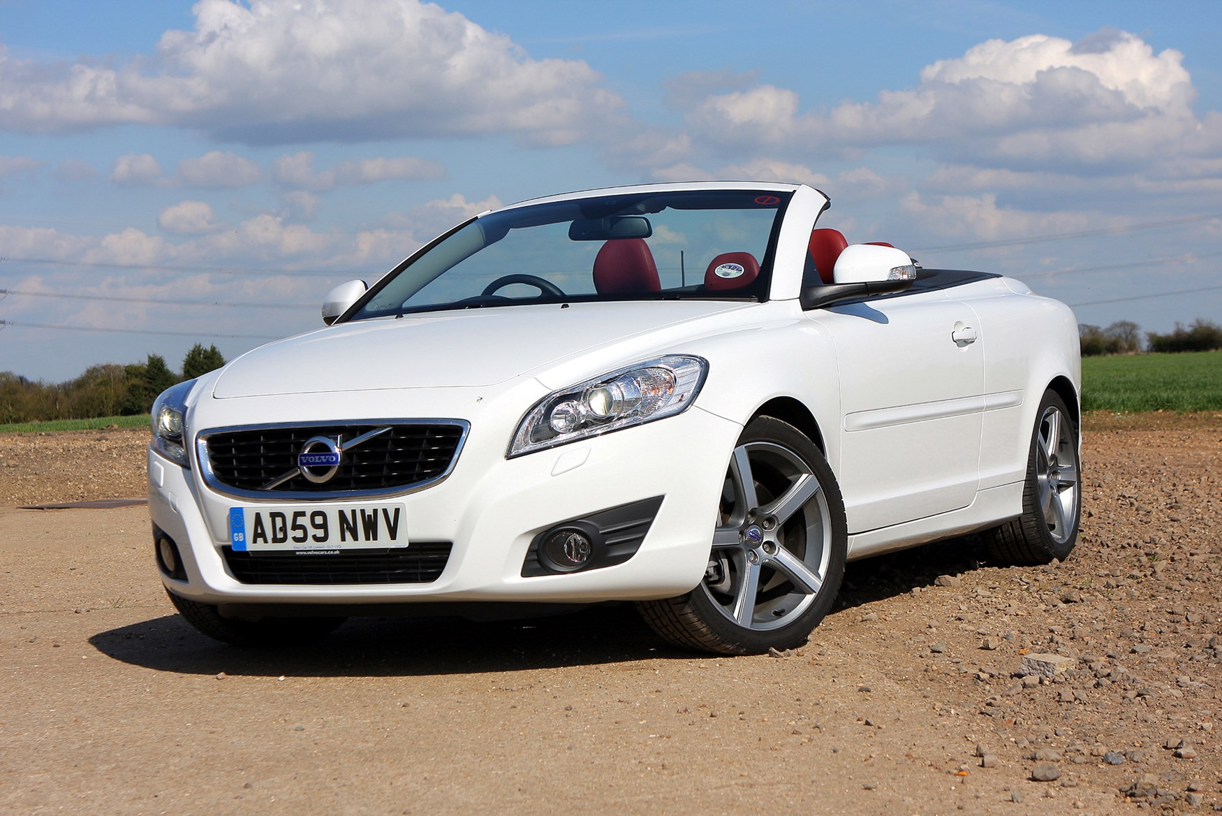 volvo c70 coup convertible 2006 2013 photos parkers. Black Bedroom Furniture Sets. Home Design Ideas