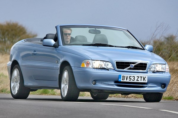 Volvo C70 Convertible 99 05 Rated 3 Out Of 5