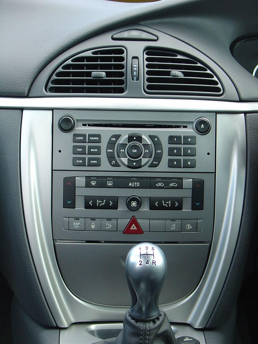 citro n c5 hatchback 2004 2008 driving performance parkers. Black Bedroom Furniture Sets. Home Design Ideas