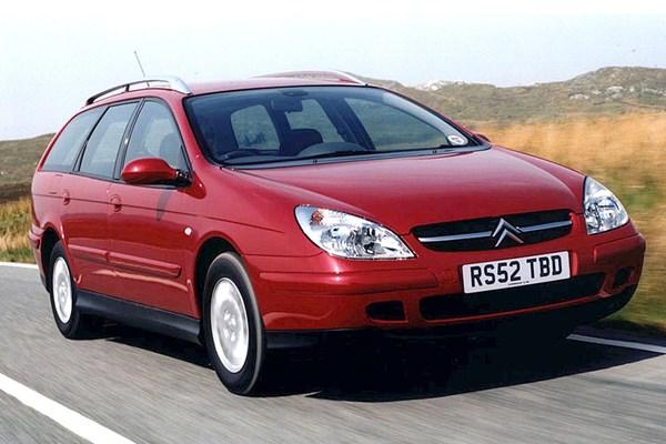 Citroën C5 Estate (2001 - 2004) Used Prices