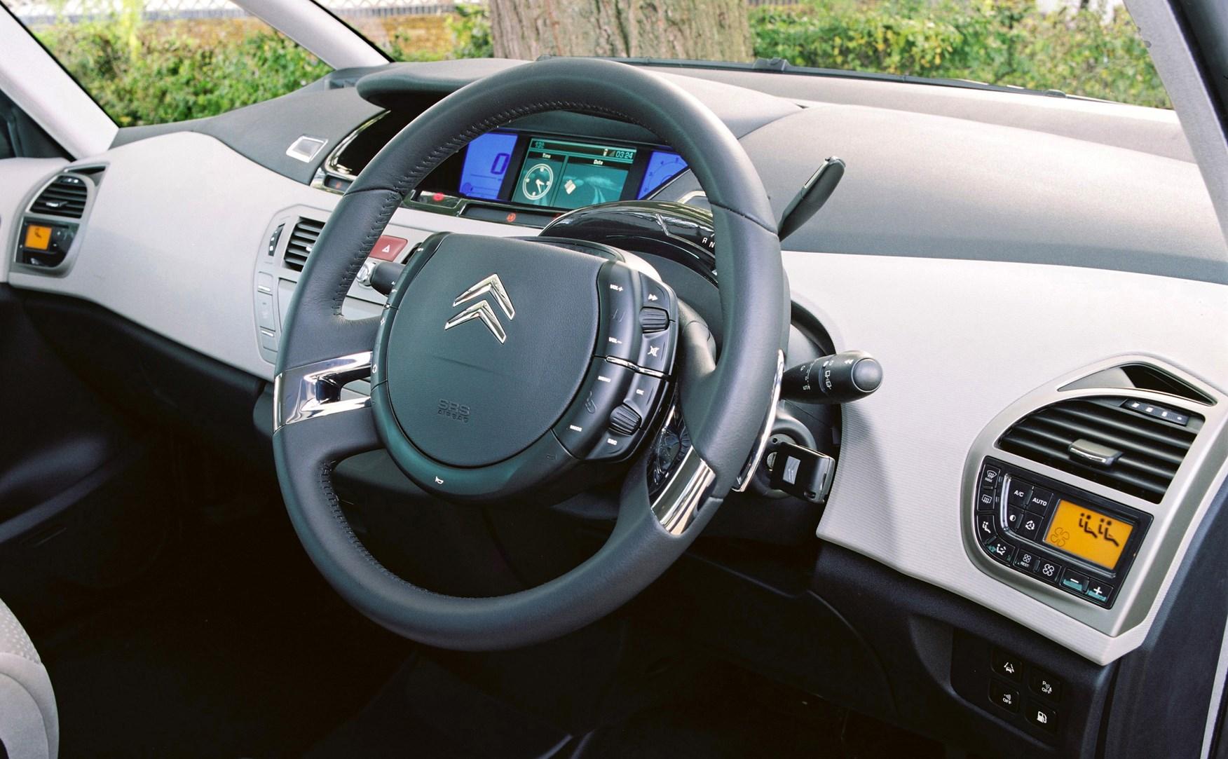 Best 7 Seater Cars >> Citroën C4 Picasso Estate (2007 - 2013) Photos | Parkers
