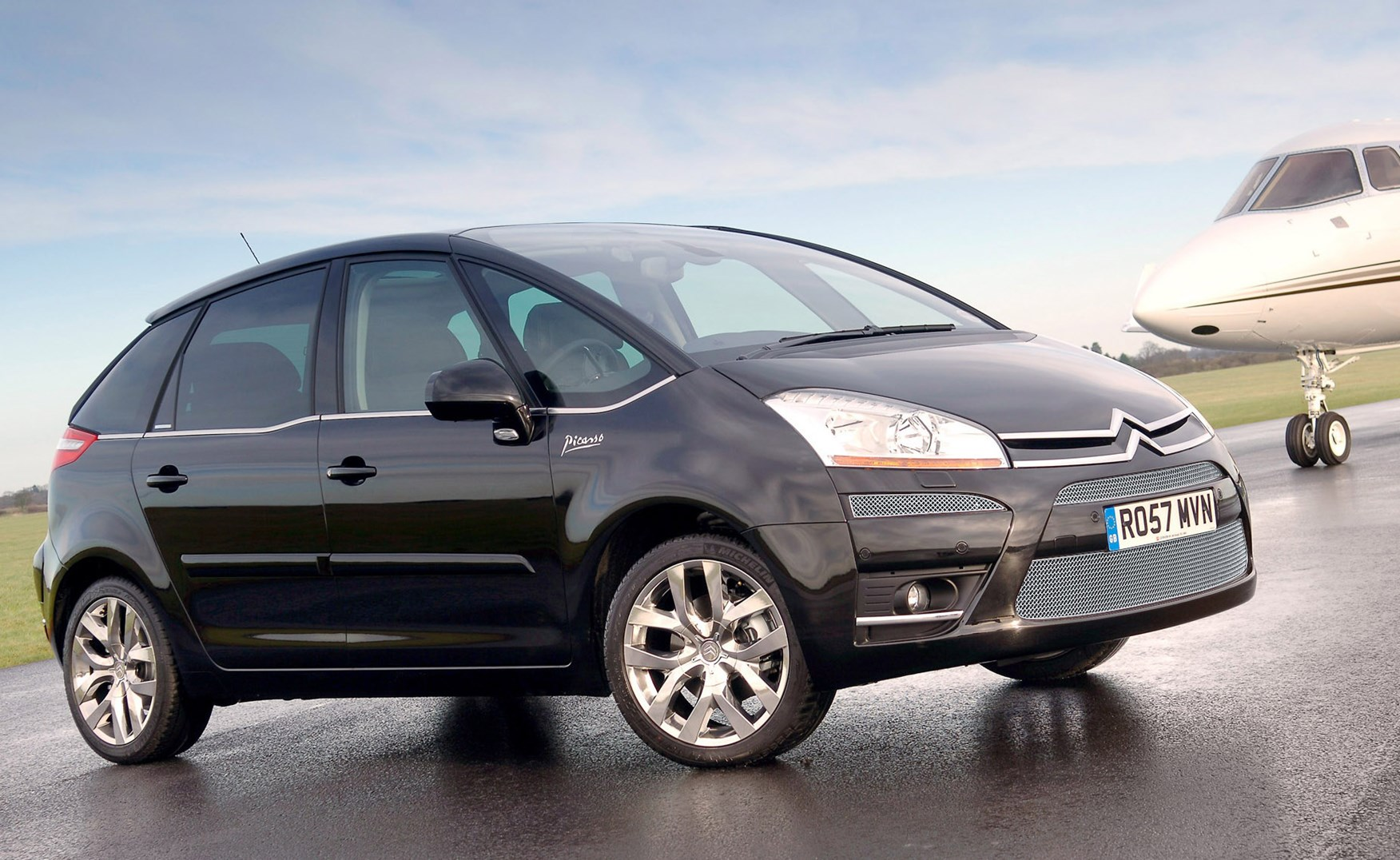 citro u00ebn c4 picasso estate  2007