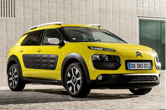 Citroën C4 Cactus Hatchback (from 2014) Owners Reviews | Parkers
