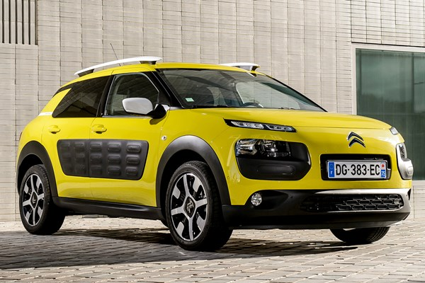 Citron C4 Cactus Hatchback Review 2014 2018 Parkers