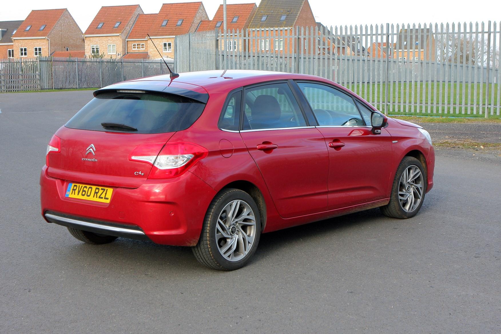 citro235n c4 hatchback 2011 photos parkers