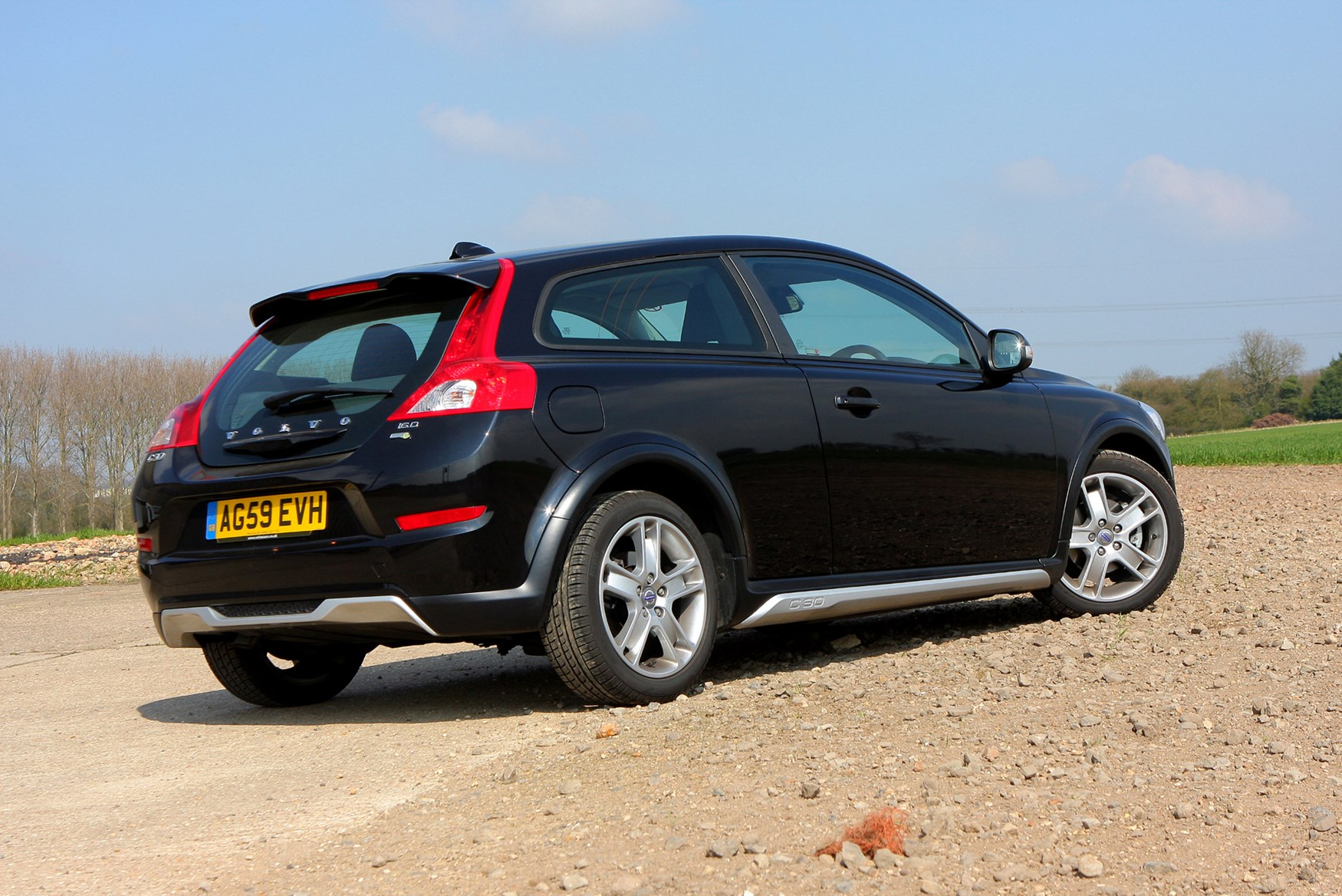 volvo c30 coupe 2007 2012 photos parkers. Black Bedroom Furniture Sets. Home Design Ideas
