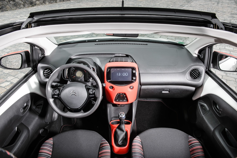 Citron c1 hatchback review 2014 parkers view all images of the citron c1 vanachro Choice Image