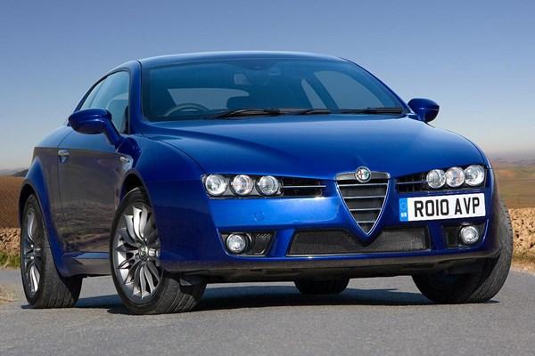 Alfa Romeo 2010 Brera