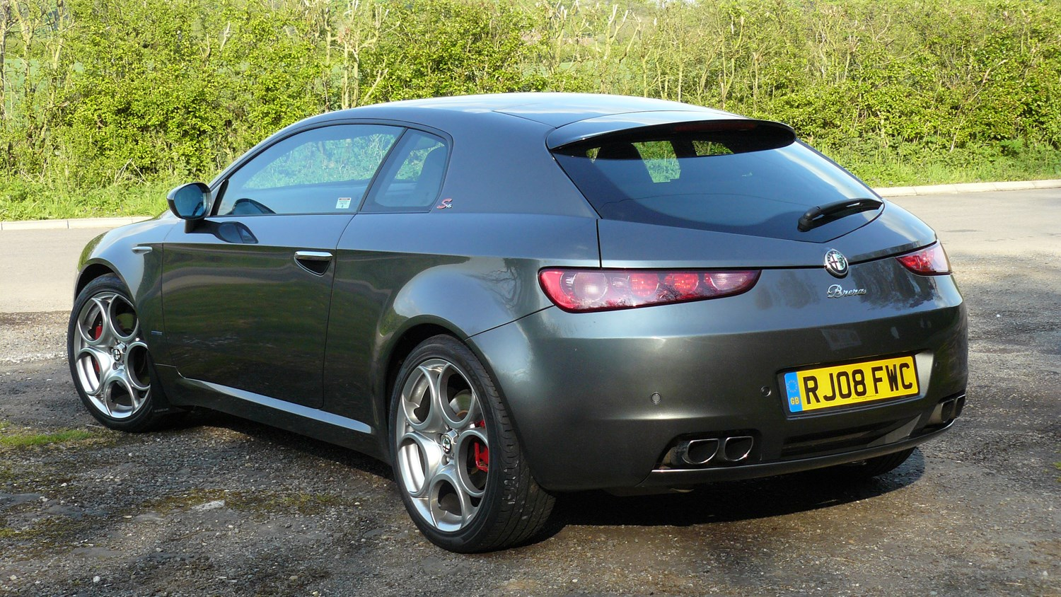 alfa romeo brera coupe 2006 2010 photos parkers. Black Bedroom Furniture Sets. Home Design Ideas