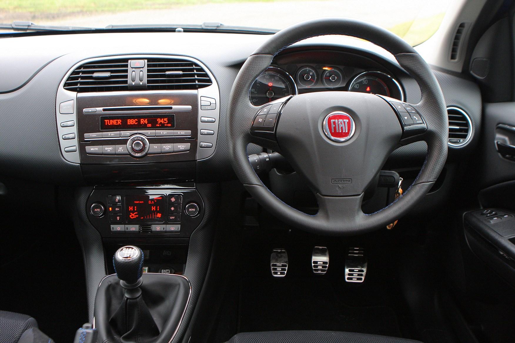 Fiat Bravo Hatchback 2007 2014 Photos Parkers