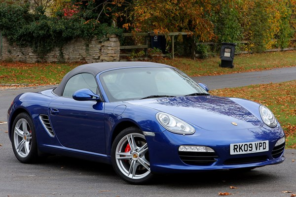 Porsche Boxster Roadster Review 2004 2011 Parkers