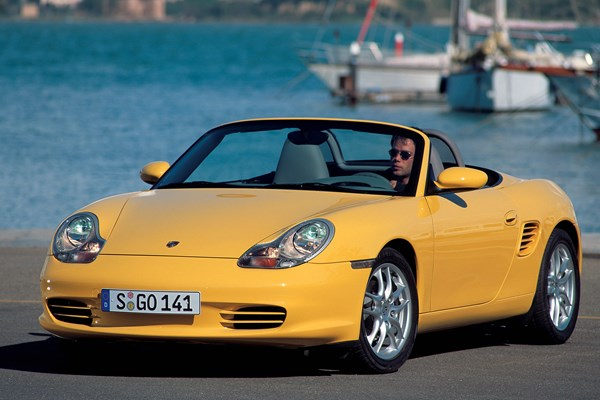 porsche boxster roadster review (1996 - 2004) | parkers