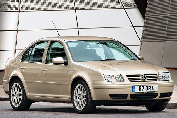 Volkswagen Bora (99-05) - rated 3 out of 5