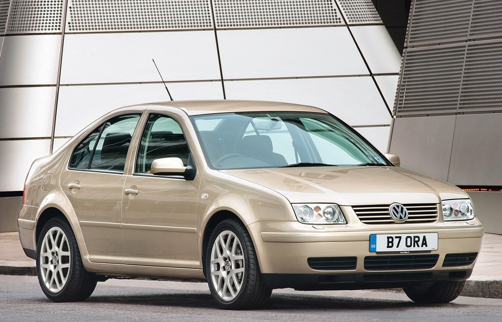 Volkswagen Bora Saloon Review 1999 2005 Parkers