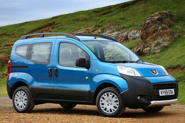 Peugeot Bipper Tepee (2009 - 2014) Used Prices