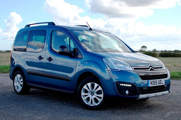 Citroen 2015 Berlingo Multispace