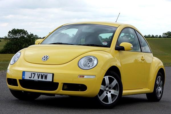 Volkswagen Beetle Hatchback 1999 2010 Review