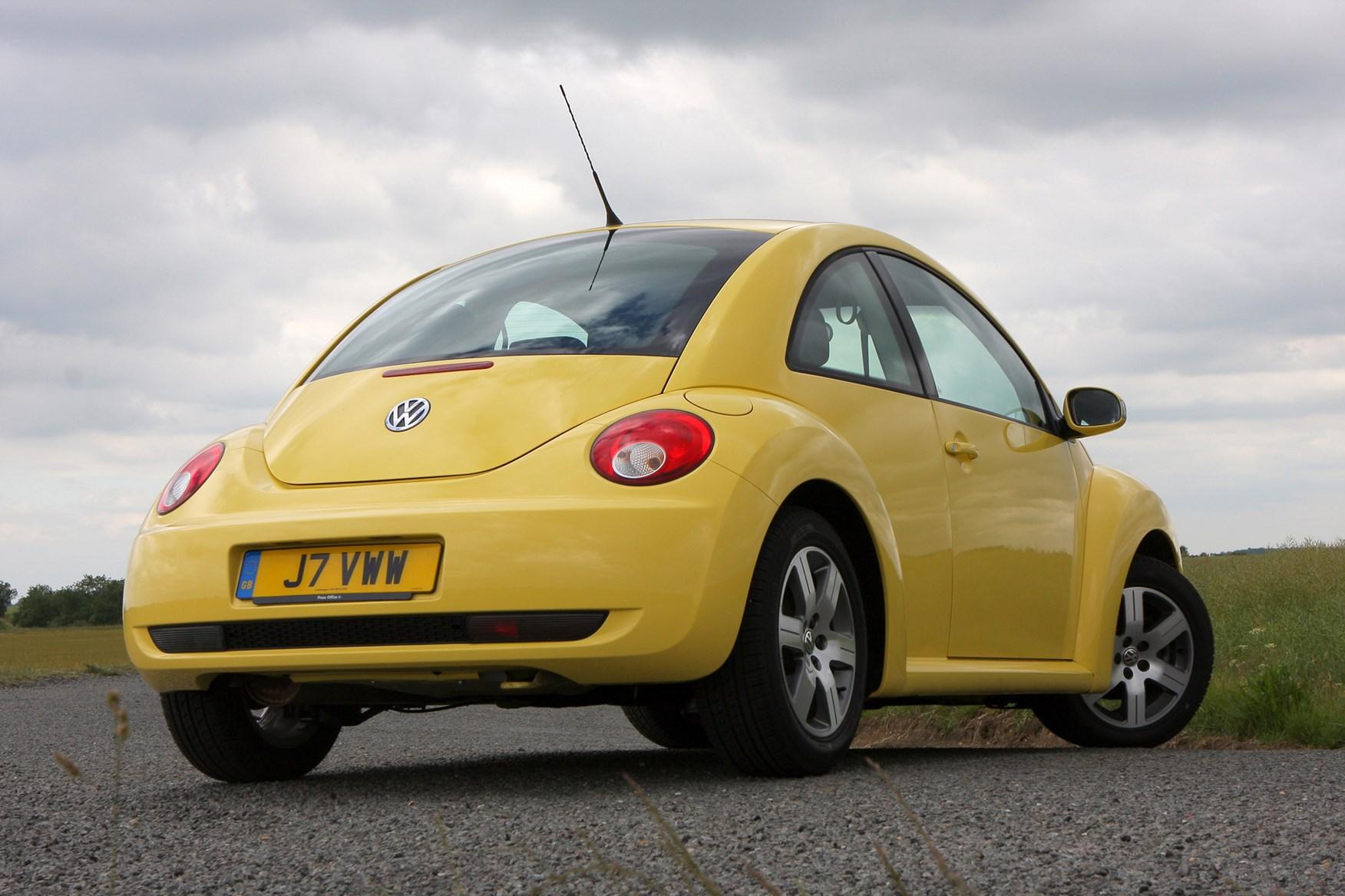 volkswagen beetle hatchback 1999 2010 photos parkers. Black Bedroom Furniture Sets. Home Design Ideas